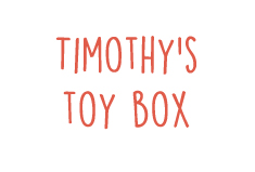 Timothy's Toy Box - non-profit website